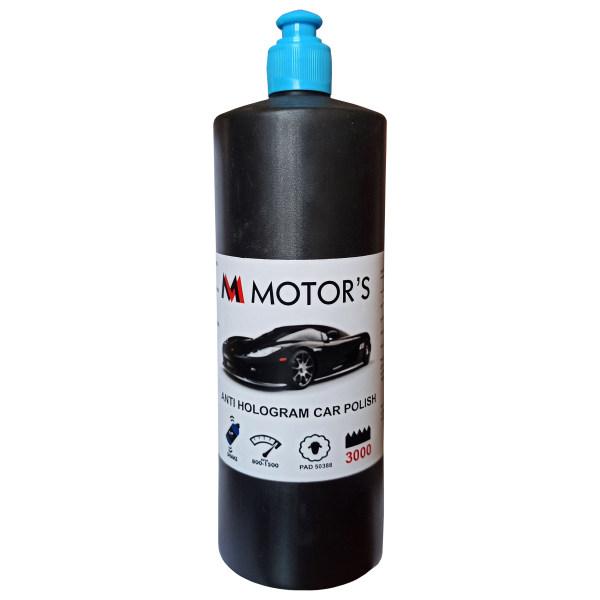 پولیش خودرو ام موتورز مدل PM3000 حجم 1000 میلی لیتر