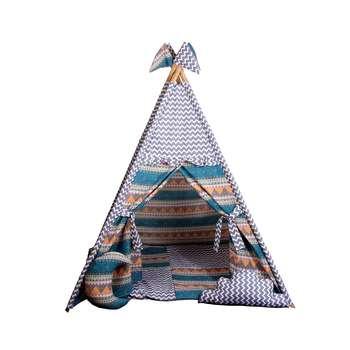 چادر بازی کودک مدل سرخپوستی