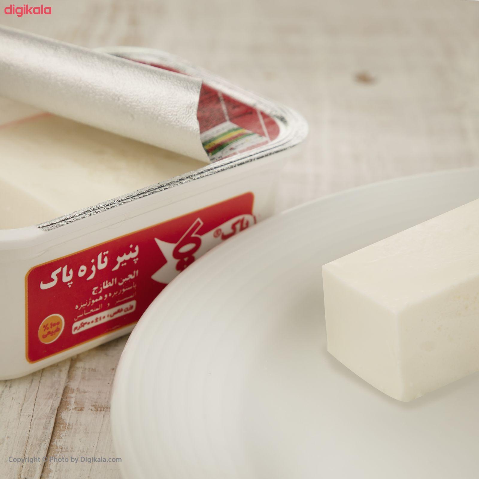 پنیر تازه پاک وزن 300 گرم main 1 4