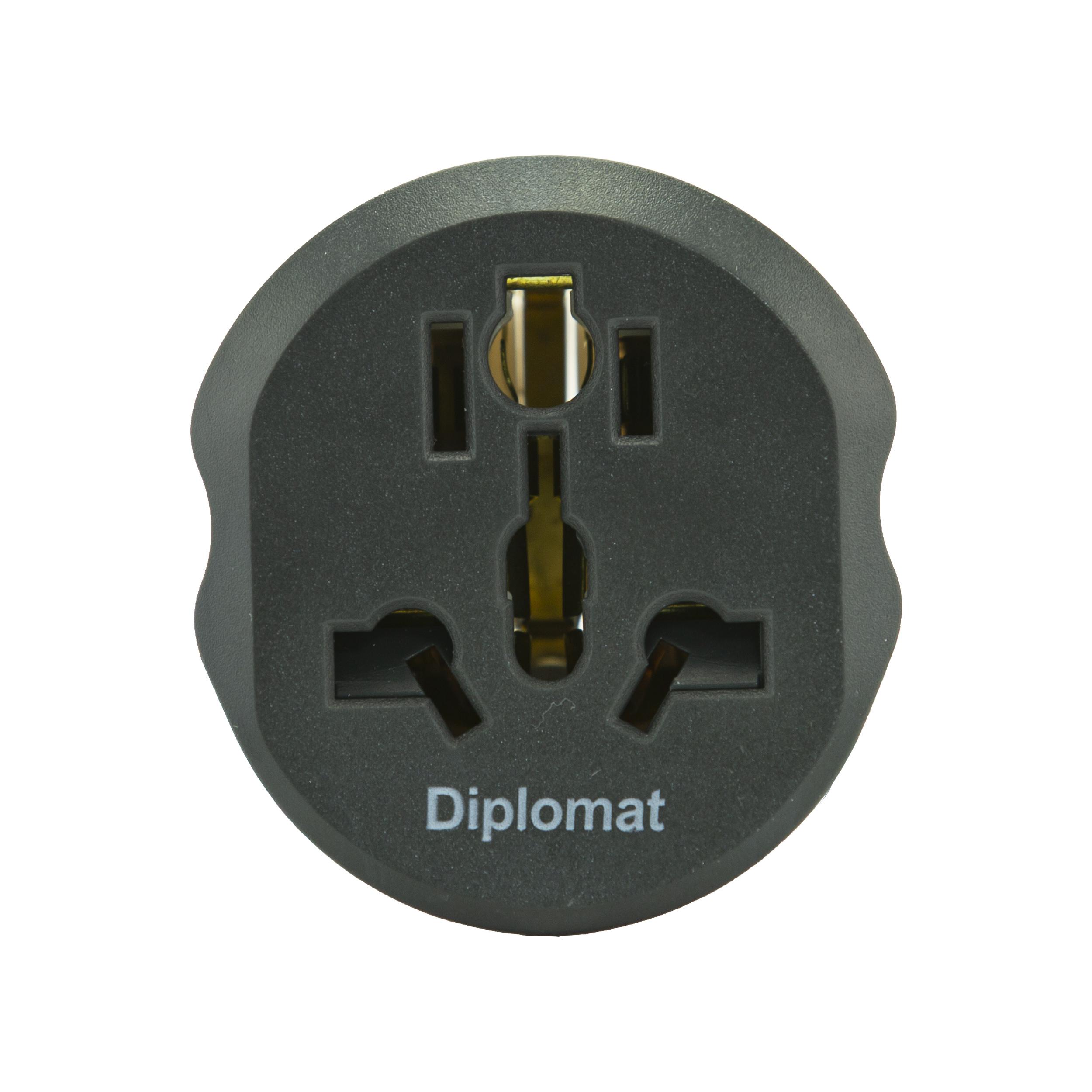 مبدل برق دیپلمات کد 056