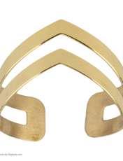 انگشتر طلا 18 عیار زنانه نیوانی مدل NR030 -  - 2