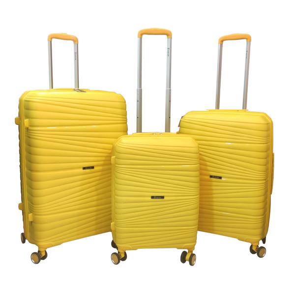 مجموعه سه عددی چمدان پیجون کد PI02