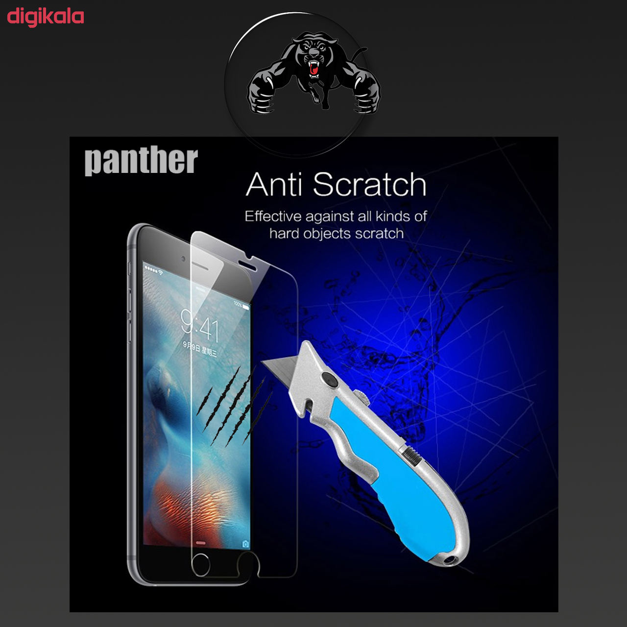 محافظ صفحه نمایش پنتر مدل SDP-099 مناسب برای گوشی موبایل سامسونگ Galaxy A10S main 1 3