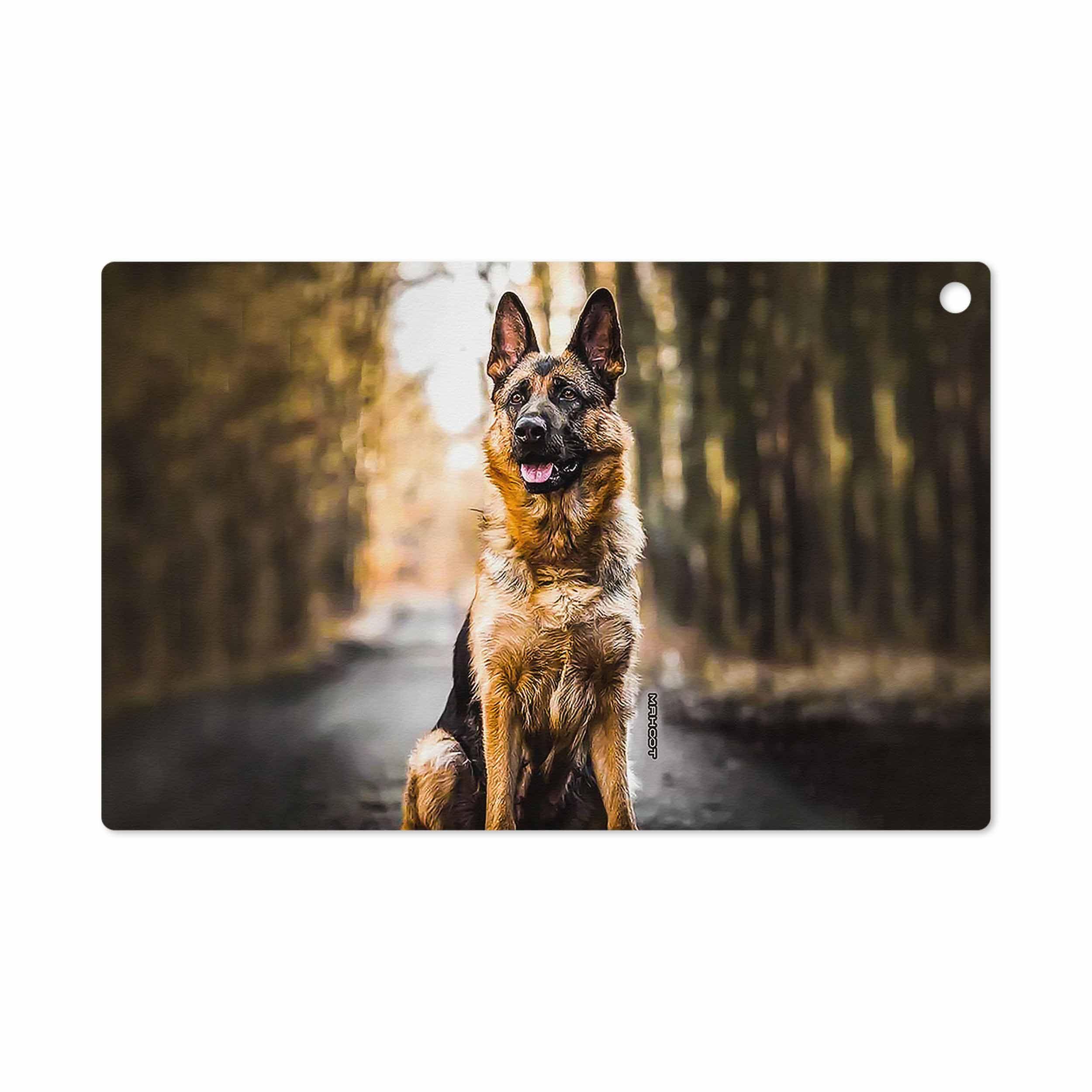 بررسی و خرید [با تخفیف]                                     برچسب پوششی ماهوت مدل Dog-1 مناسب برای تبلت سونی Xperia Tablet Z LTE 2013                             اورجینال