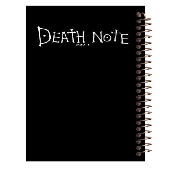 دفتر یادداشت مشایخ طرح انیمه Death Note کد N01