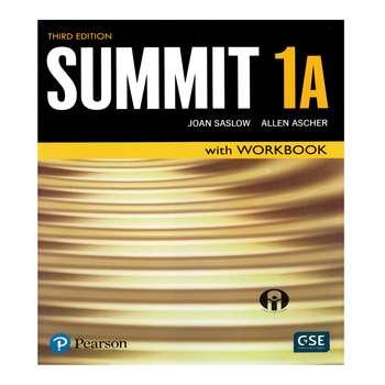 کتاب Summit 1A اثر Joan Saslow And Allen Ascher انتشارات الوندپویان