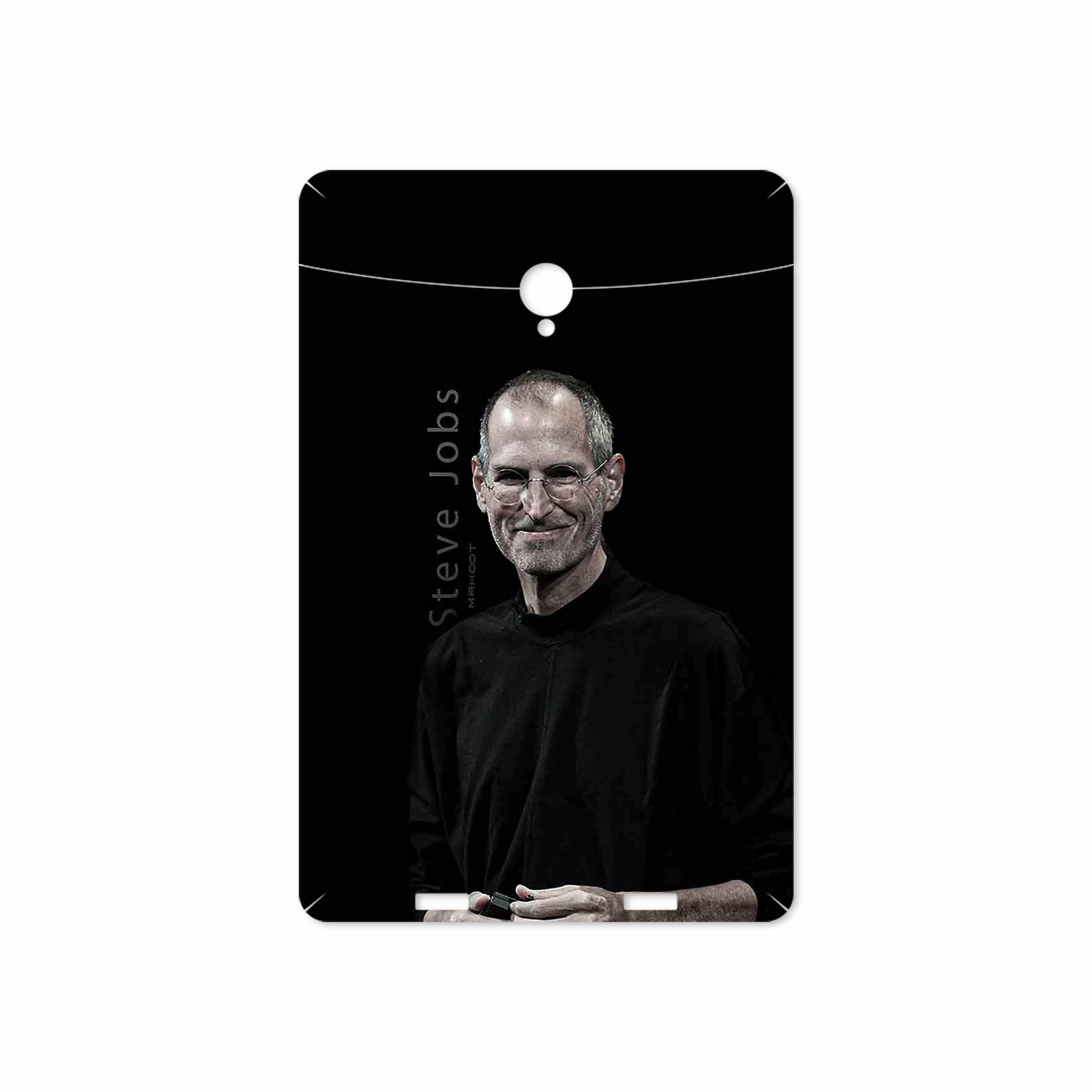 بررسی و خرید [با تخفیف]                                     برچسب پوششی ماهوت مدل Steve Jobs مناسب برای تبلت وریکو Unipad                             اورجینال
