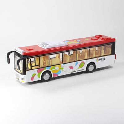ماشین بازی طرح اتوبوس کد 0072