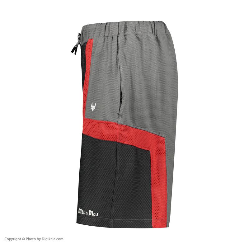 شلوارک ورزشی مردانه مل اند موژ مدل M06333-003
