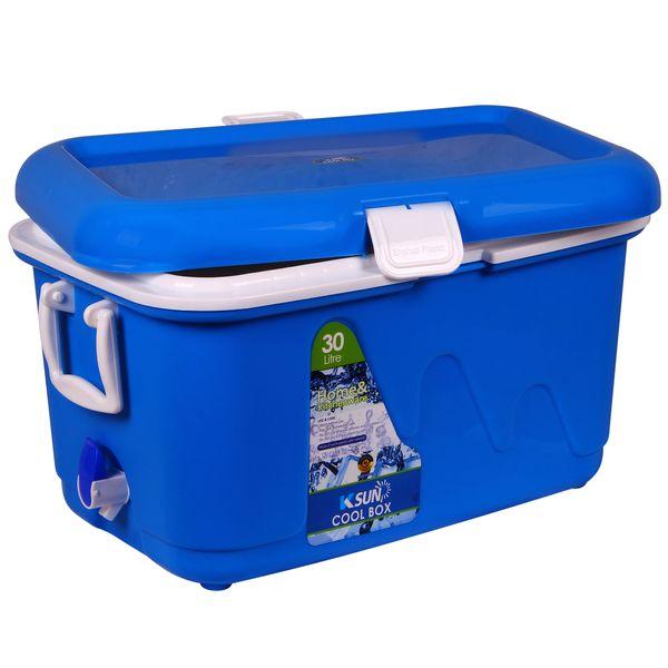 یخدان سفری کی سان مدل Trunk گنجایش ۳۰ لیتر