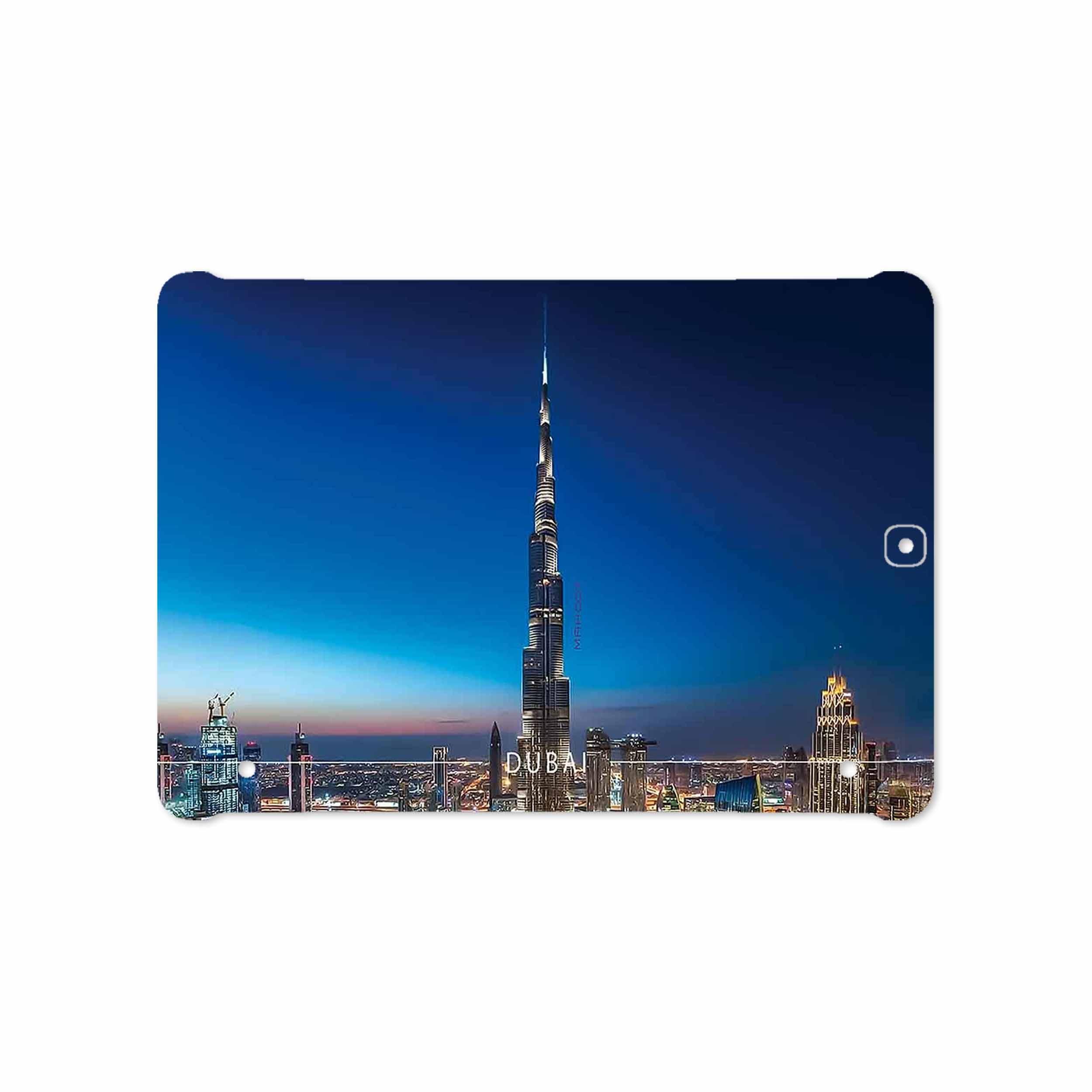بررسی و خرید [با تخفیف]                                     برچسب پوششی ماهوت مدل Dubai City مناسب برای تبلت سامسونگ Galaxy Tab S2 9.7 2015 T810                             اورجینال