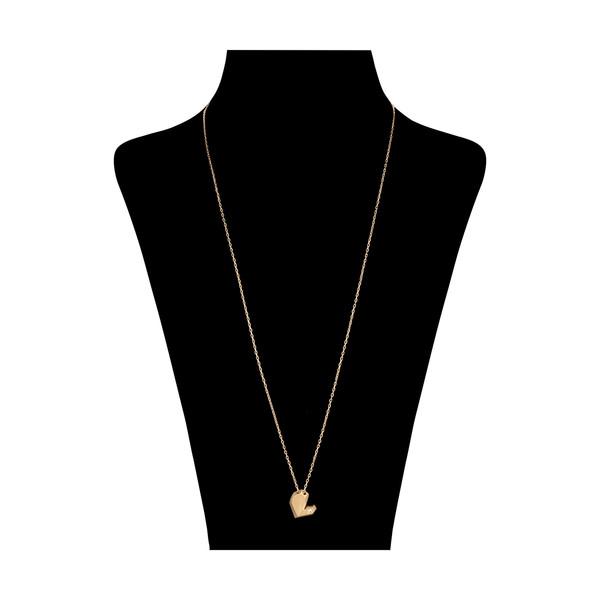 گردنبند طلا 18 عیار زنانه مدیسا مدل N7008
