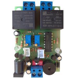 ترموستات کنترلر دما و رطوبت آنالوگ مدل XH-W1210