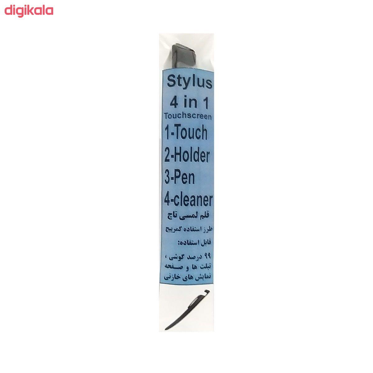 قلم لمسی و پایه نگهدارنده موبایل مدل SKJMRJNQ002369 main 1 19