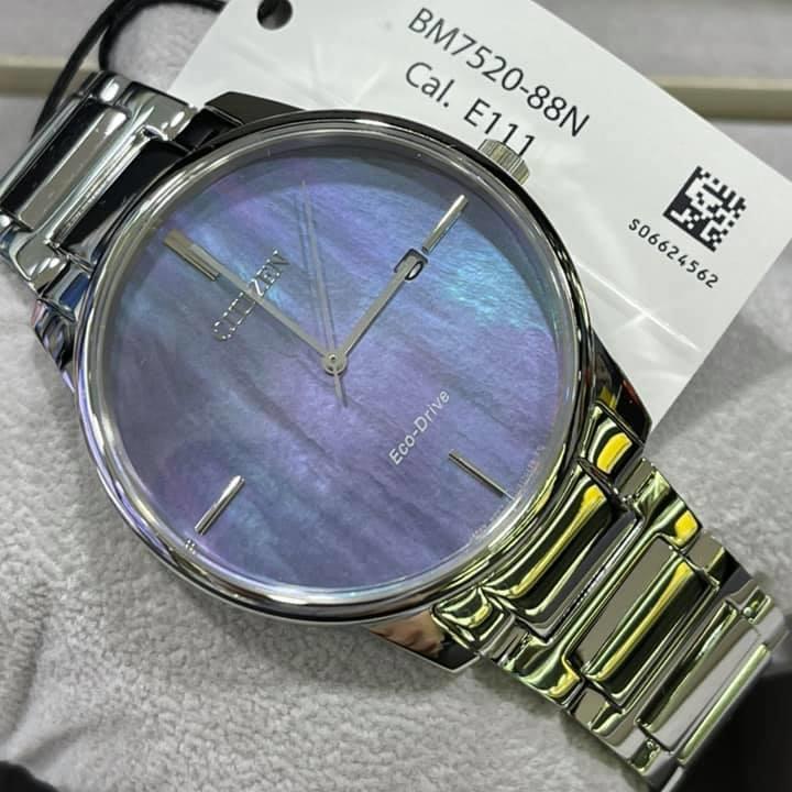 ساعت مچی عقربهای مردانه سیتی زن مدل BM7520-88N