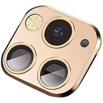 محافظ لنزدوربین تزئینی دوربین آیرون من مدل Pro مناسب برای گوشی موبایل اپل Iphone X/XS/XS MAX