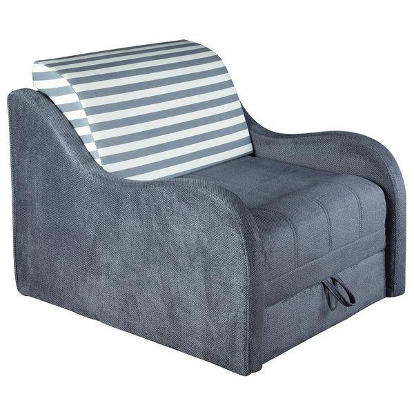 مبل تخت خواب شو یک نفره چشمه نور مدل MA-521/T