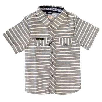 پیراهن پسرانه مدل بازیل کد 522