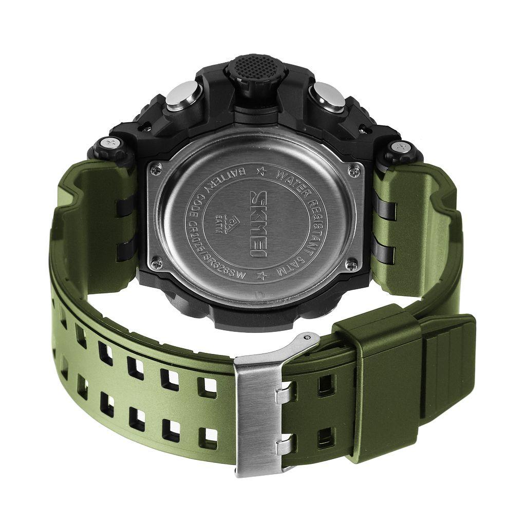 ساعت مچی دیجیتال مردانه اسکمی مدل 1358G-NP -  - 7