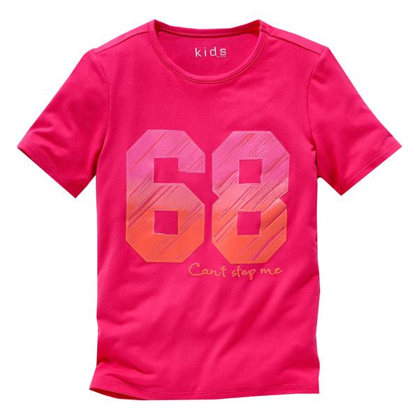 تی شرت ورزشی دخترانه چیبو طرح 68