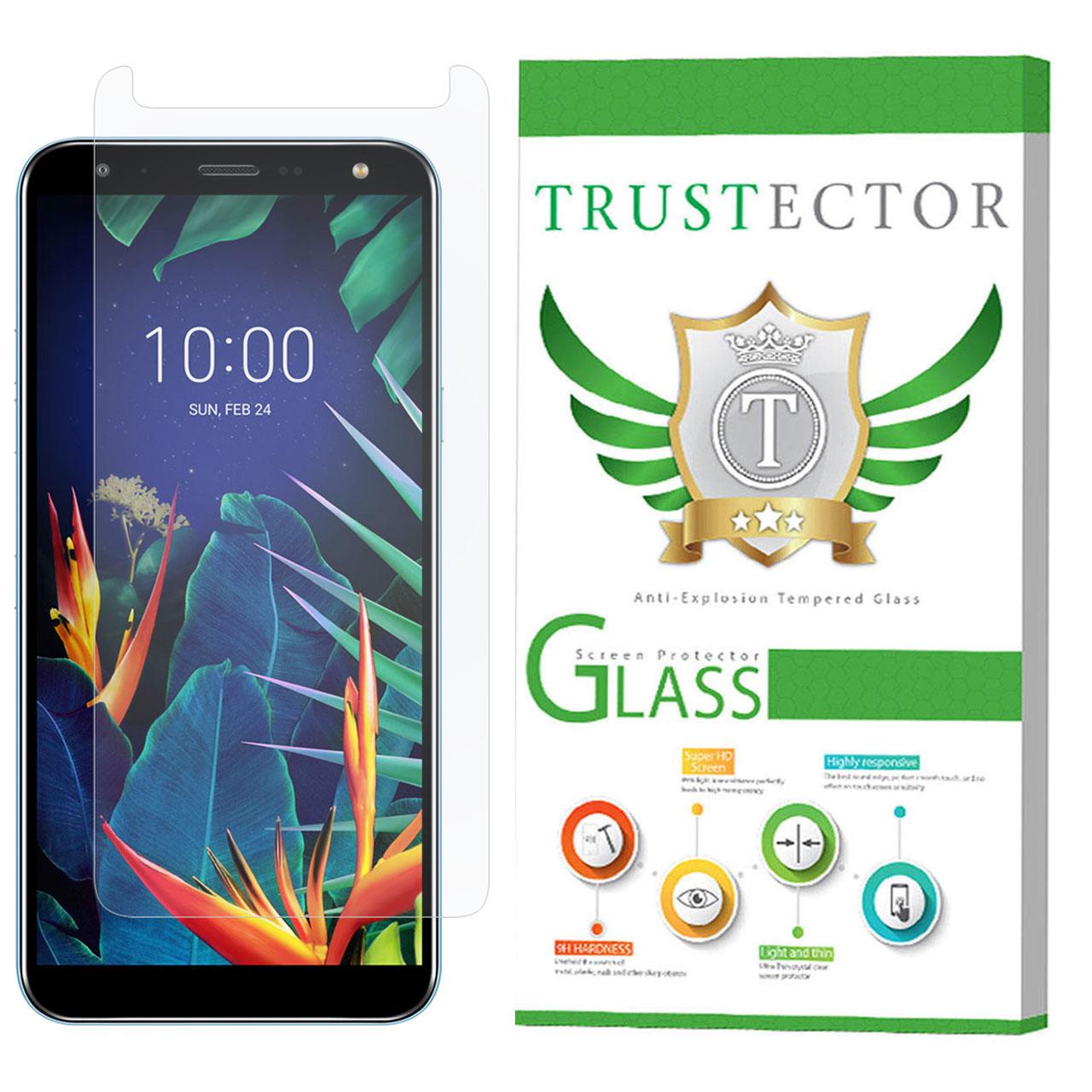 محافظ صفحه نمایش تراستکتور مدل GLS مناسب برای گوشی موبایل ال جی K40              ( قیمت و خرید)
