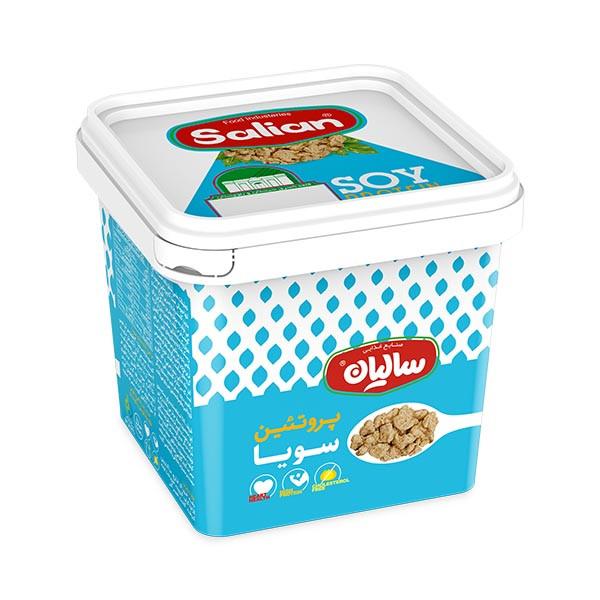 پروتئین سویا صنایع غذایی سالیان - 130 گرم