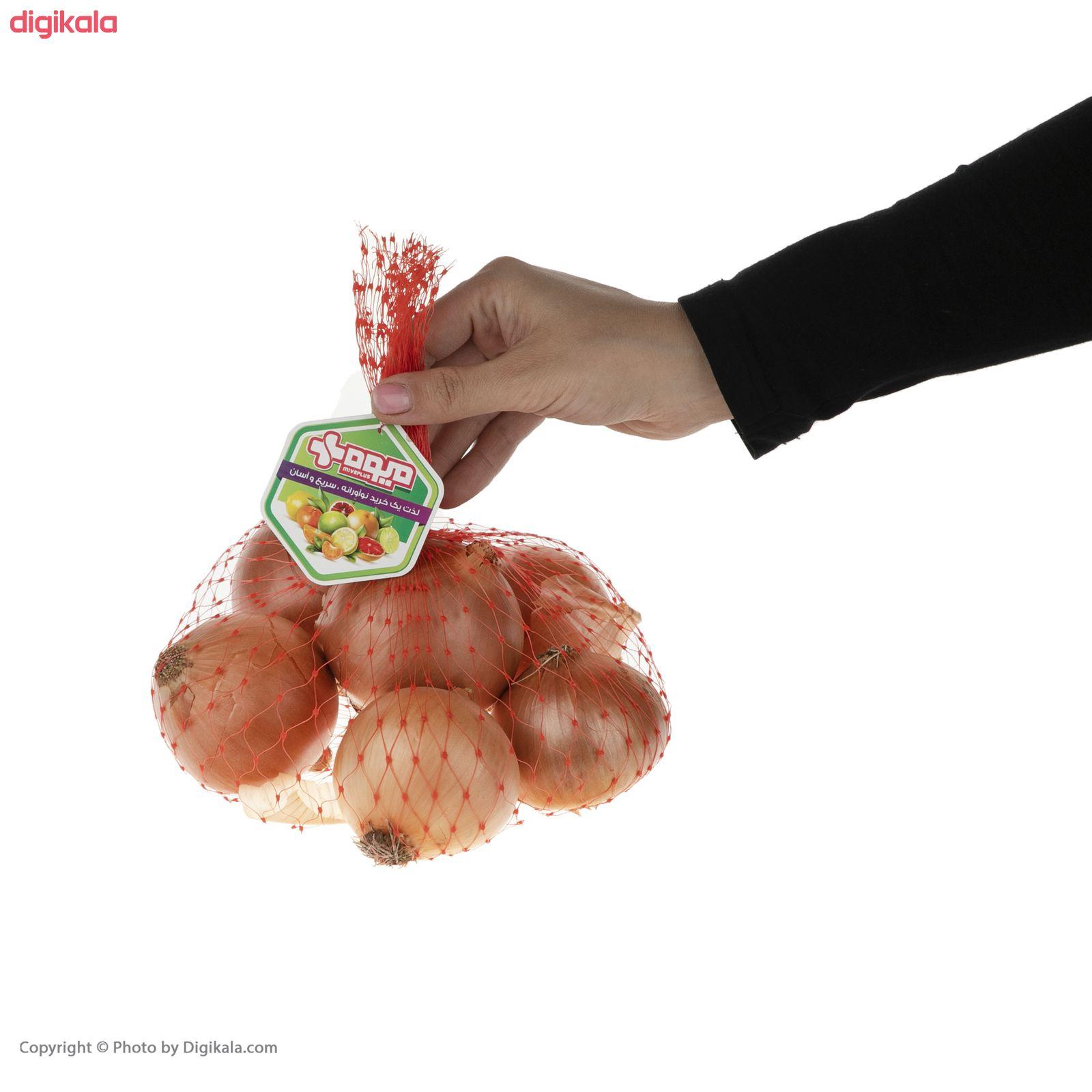 پیاز زرد میوه پلاس - 1 کیلوگرم main 1 3