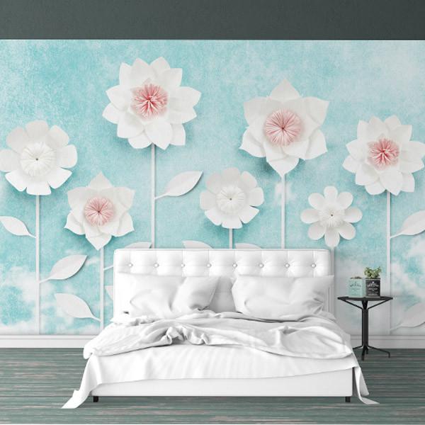 پوستر دیواری طرح گل کد 16609214