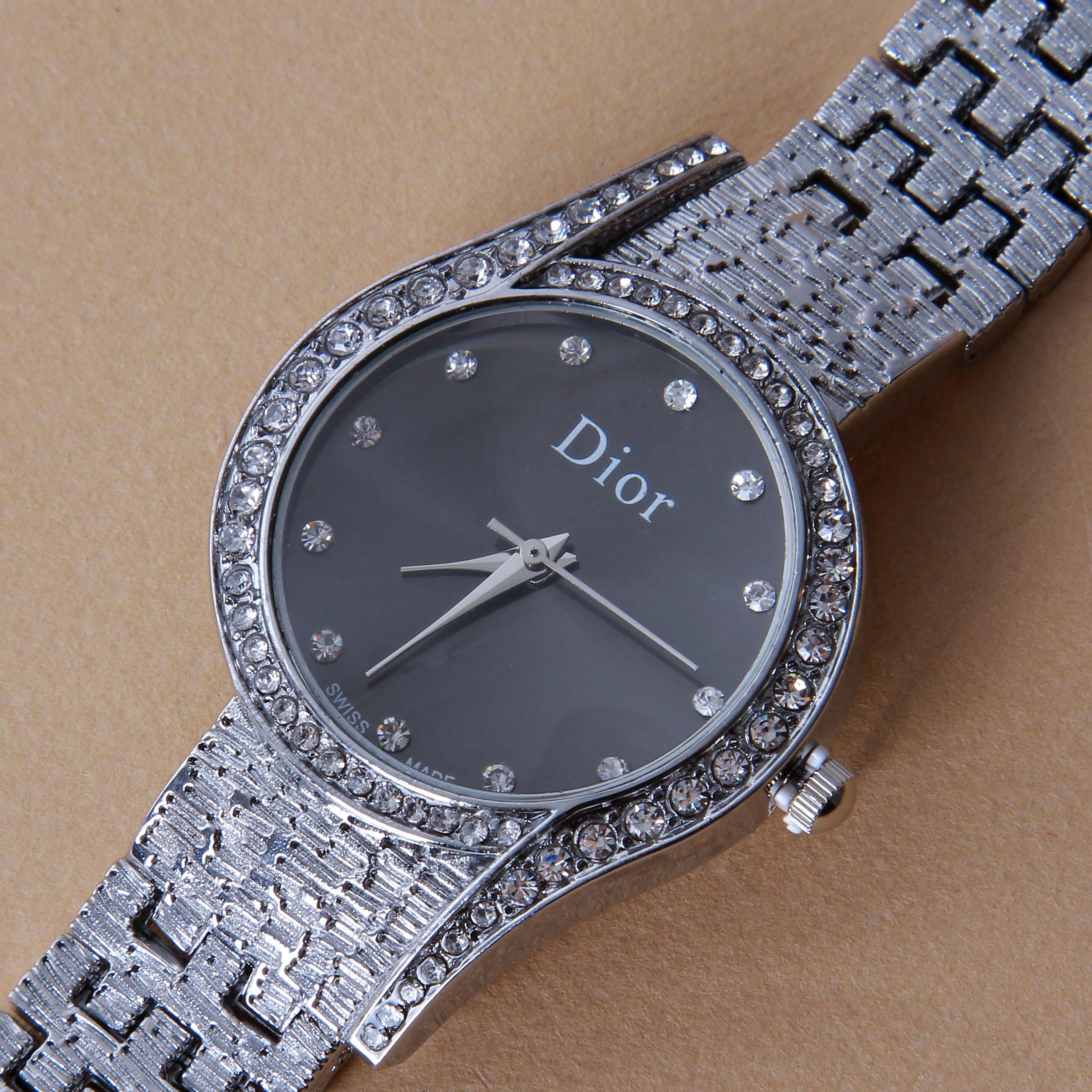 ساعت مچی عقربه ای زنانه کد WHW-197              ارزان