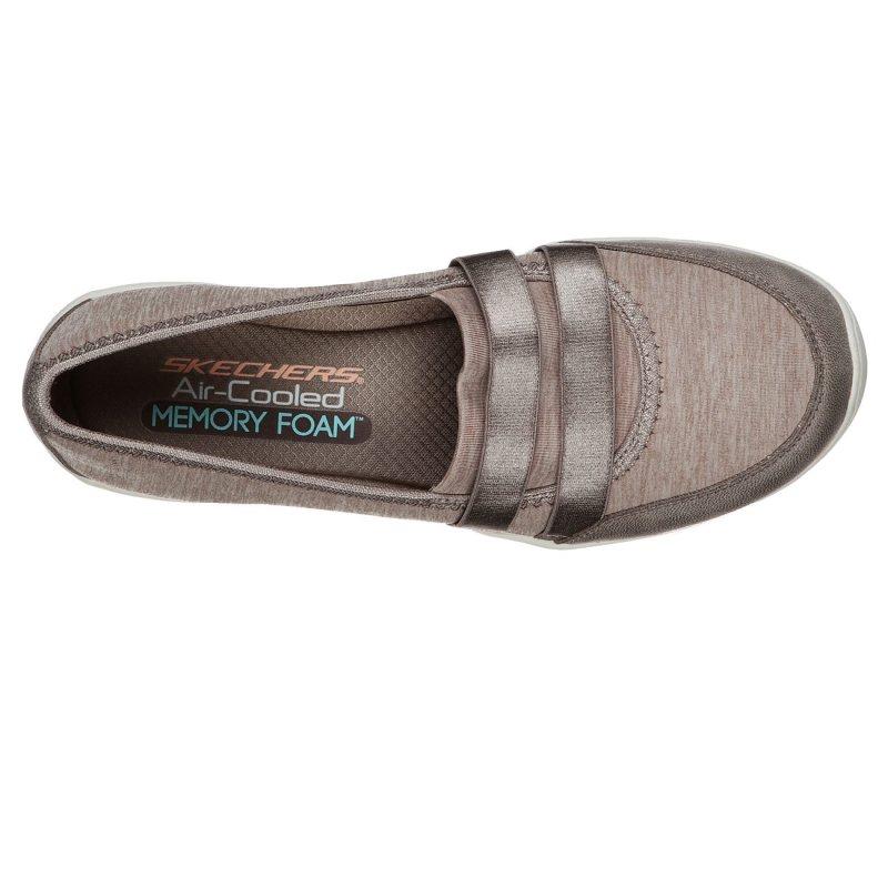 کفش پیاده روی زنانه اسکچرز مدل 27014TPE