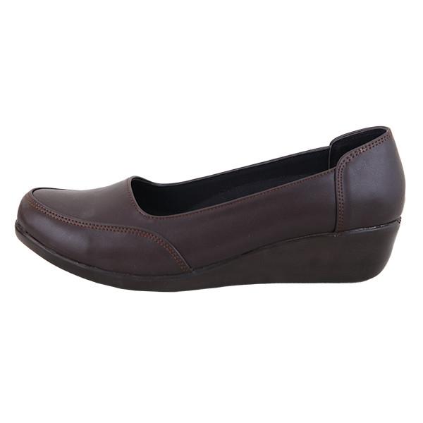 کفش طبی زنانه شهرام طب مدل 2067 رنگ قهوه ای