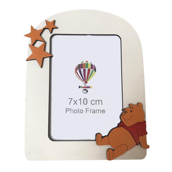 قاب عکس کودک طرح خرس کد 710