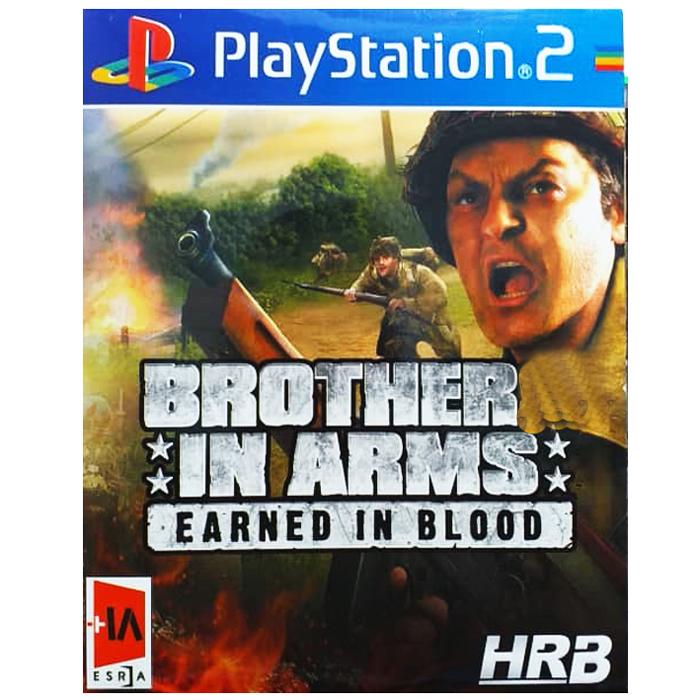 بازی Brother in Arms  مخصوص PS2