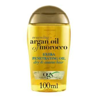 روغن مو او جی ایکس مدل ARGAN OIL OF MOROCCO EXTRA حجم 100 میلی لیتر