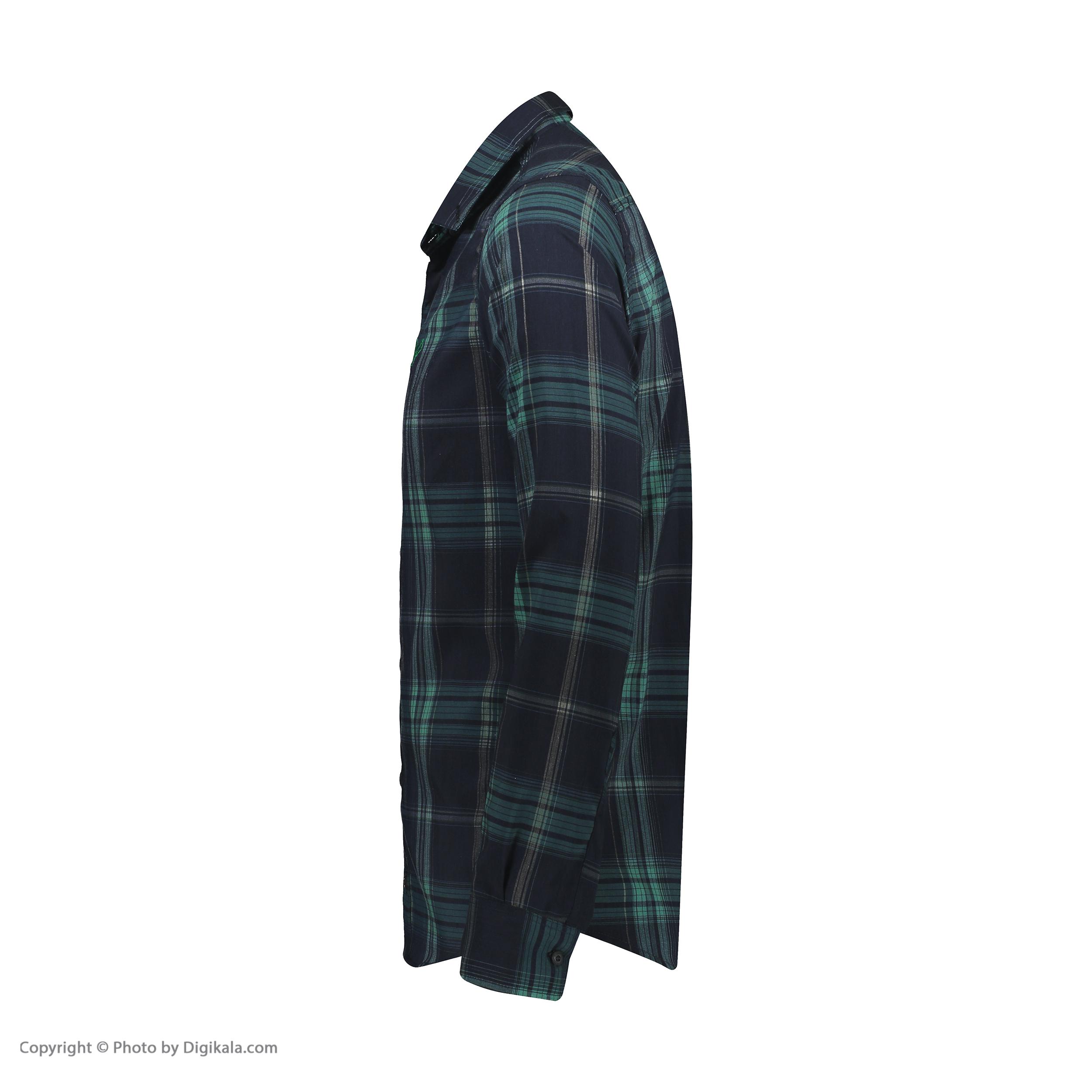 پیراهن مردانه پیکی پوش مدل M02399