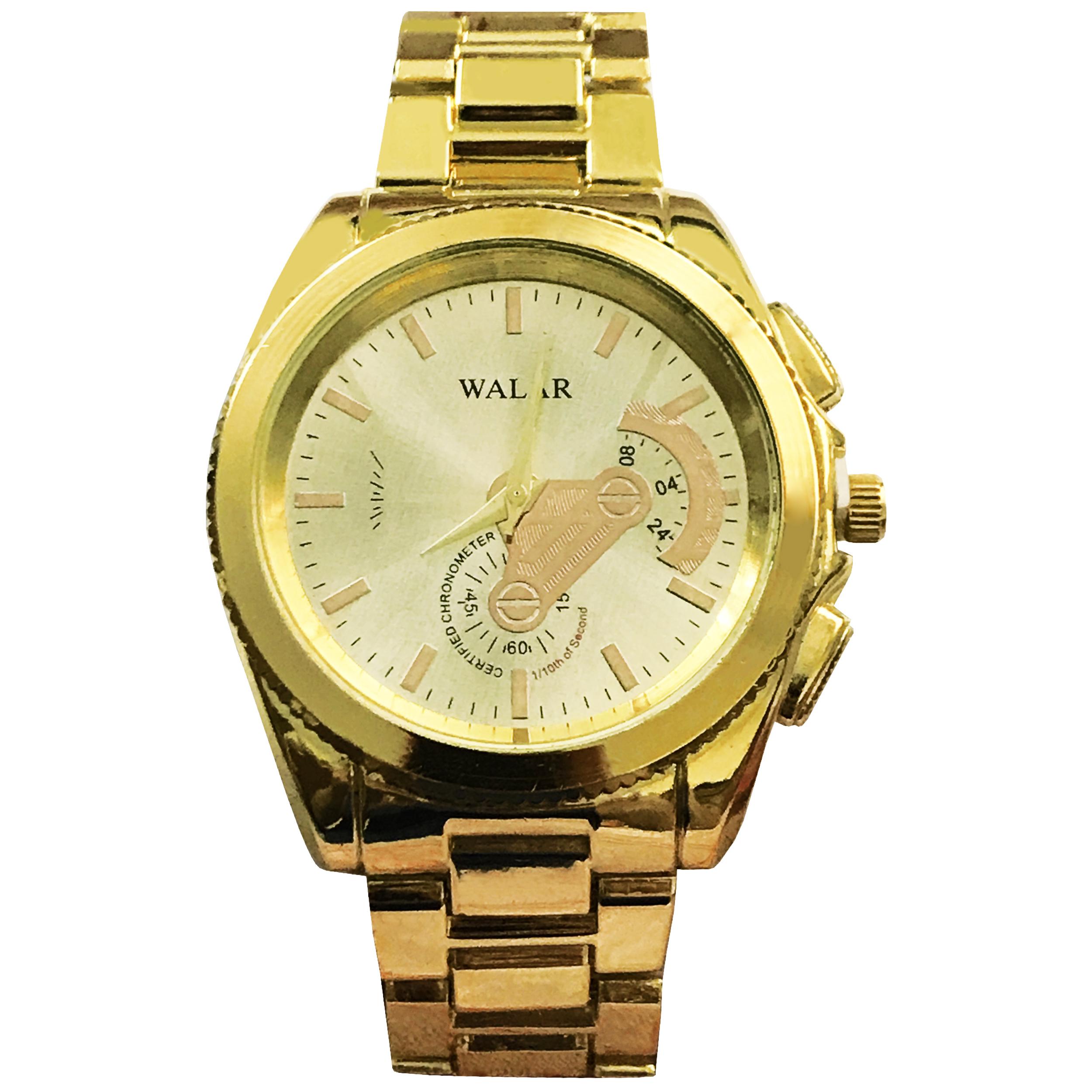 ساعت مچی عقربه ای والار مدل WG0227