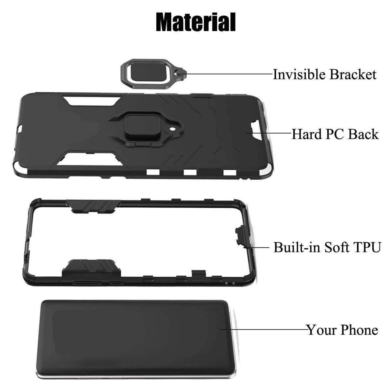 کاور کینگ پاور مدل ASH22 مناسب برای گوشی موبایل شیائومی Redmi Note 8 Pro main 1 4
