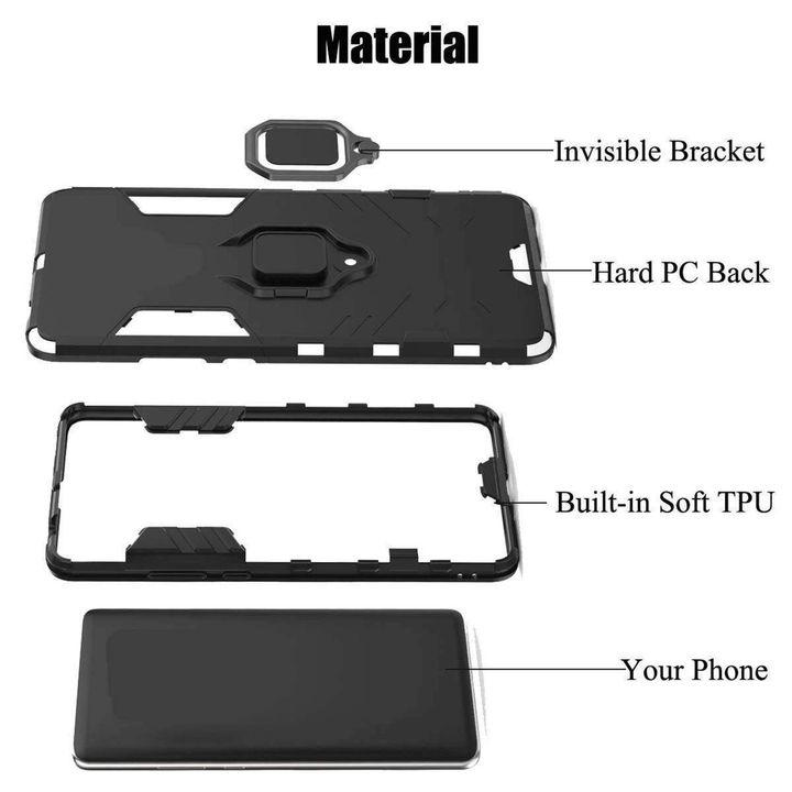 کاور کینگ پاور مدل ASH22 مناسب برای گوشی موبایل شیائومی Redmi Note 8 Pro thumb 2 4
