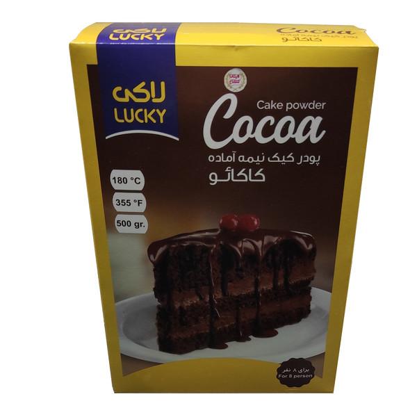 پودر کیک کاکائو ویتانا - 500 گرم