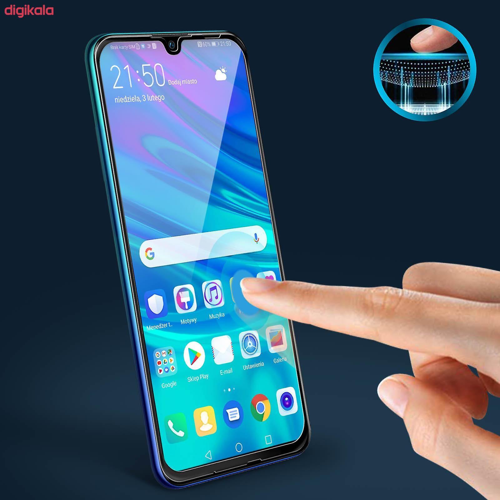 محافظ صفحه نمایش سیحان مدل FG مناسب برای گوشی موبایل هوآوی Y8P main 1 8