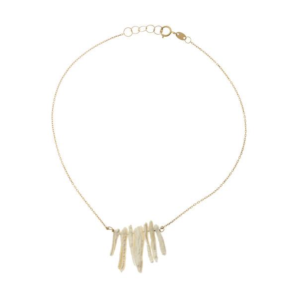 پابند طلا 18 عیار زنانه مایا ماهک مدل MA0138