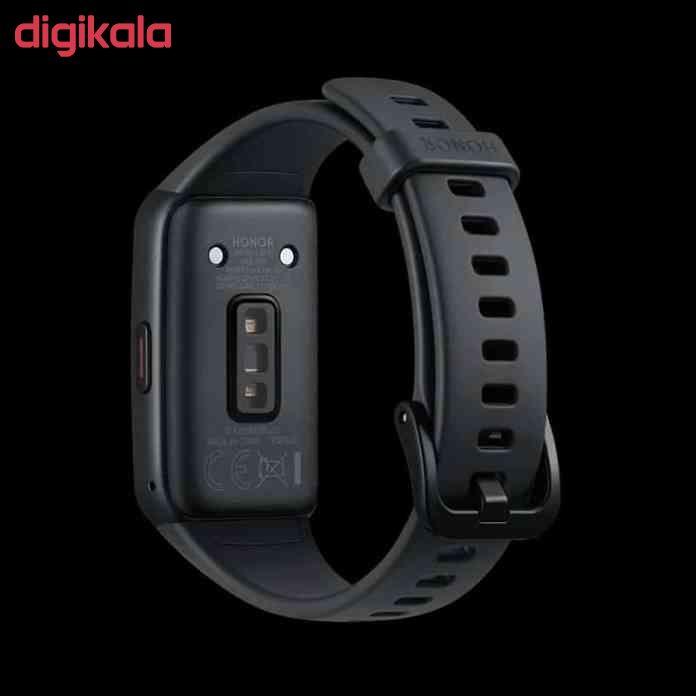 مچ بند هوشمند آنر مدل Band 6 NFC main 1 8