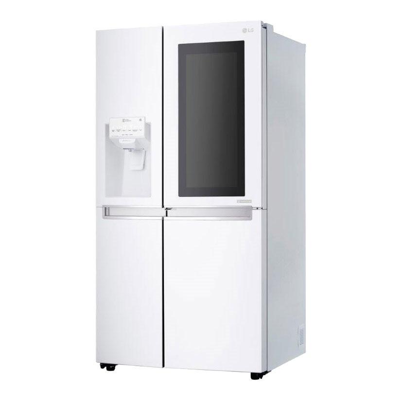 یخچال و فریزر ساید بای ساید ال جی مدل SXI535