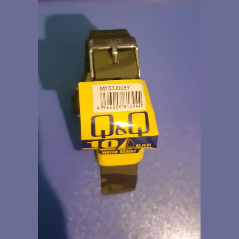 ساعت مچی دیجیتال پسرانه کیو اند کیو مدل m154j008y