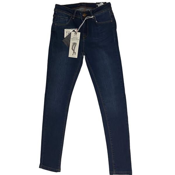 شلوار جین زنانه کولزیون مدل 03-021319