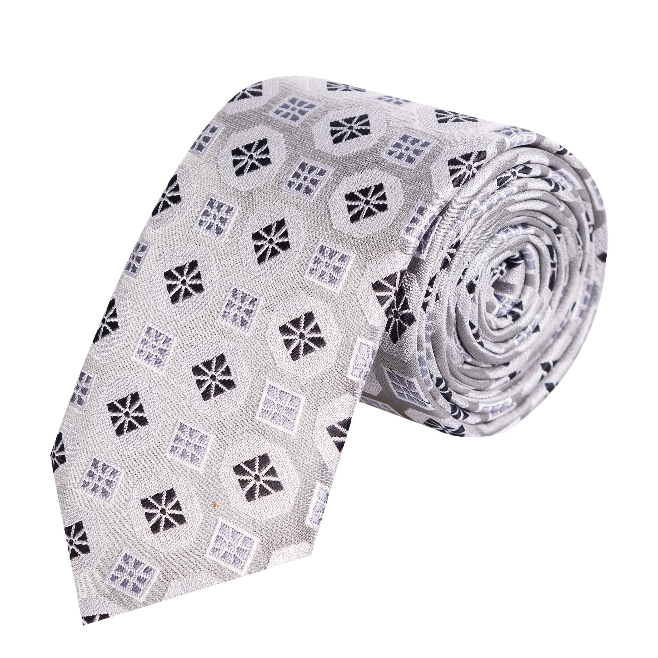 کراوات مردانه جیان فرانکو روسی مدل GF-PO535-GR
