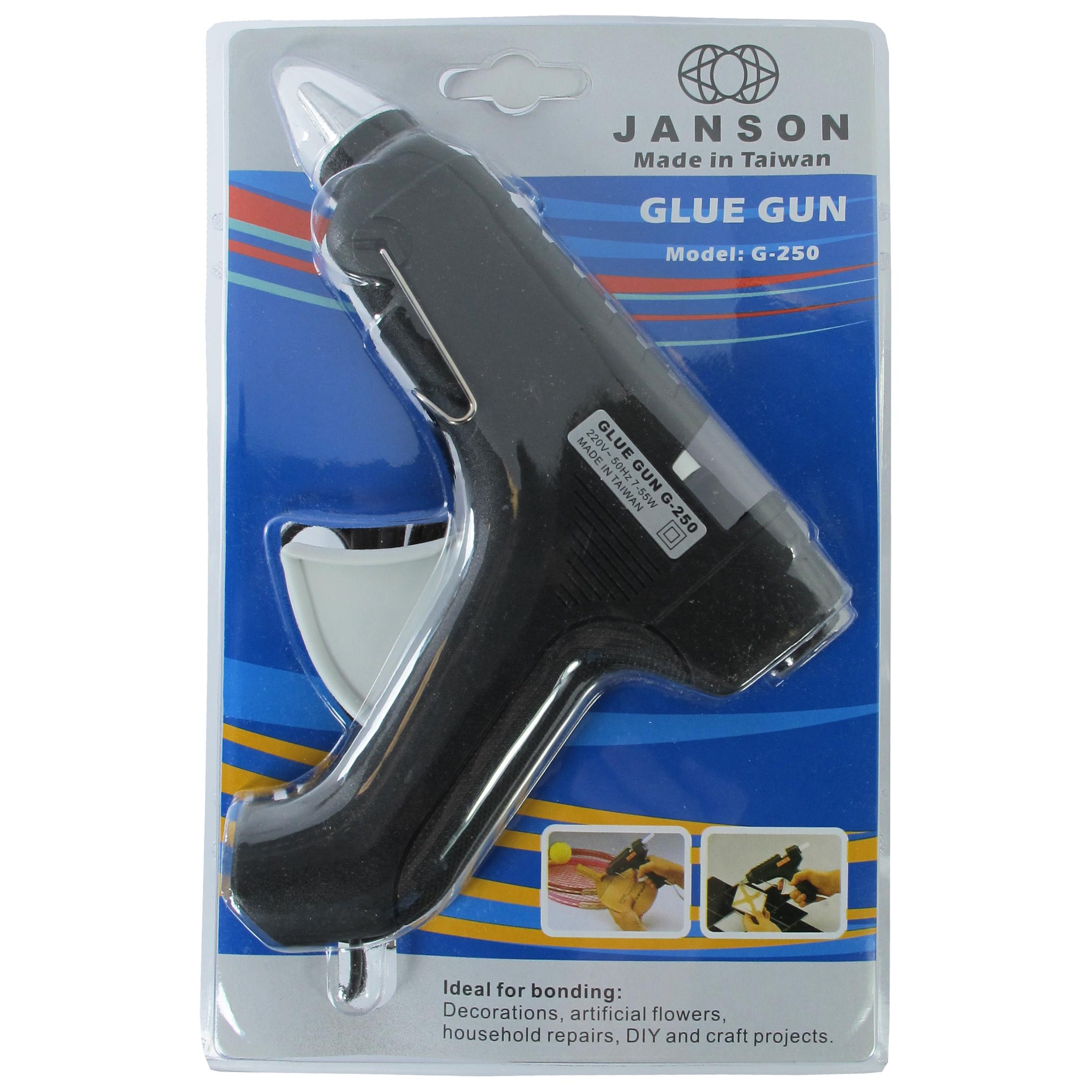 دستگاه چسب تفنگی جانسون  مدل G-250 main 1 2