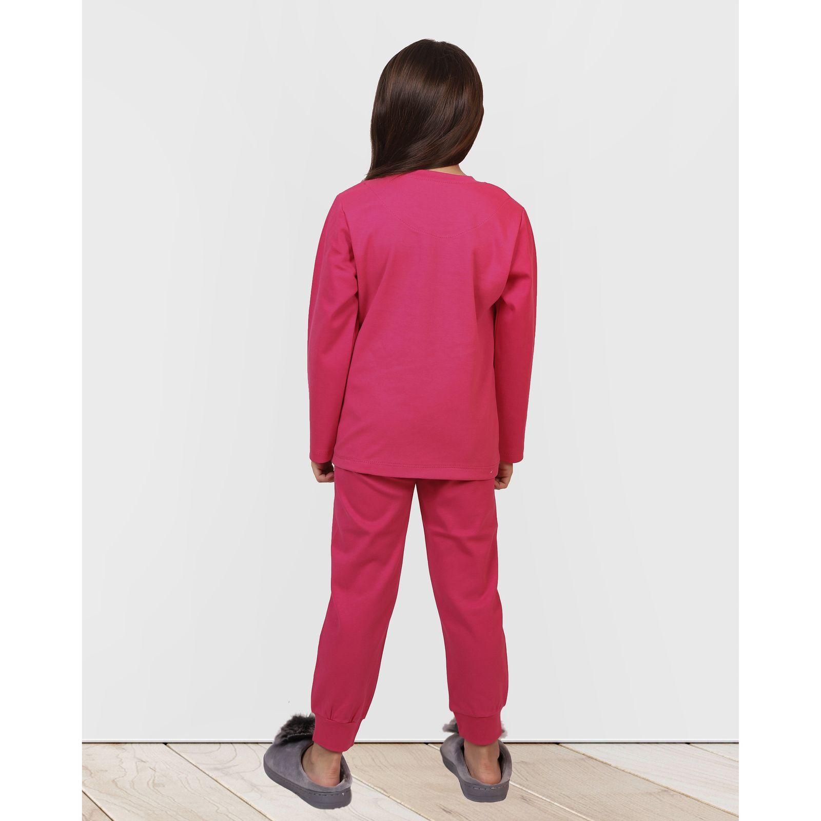 ست تی شرت و شلوار دخترانه مادر مدل 301-66 main 1 11