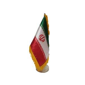پرچم رومیزی ایران اسکرین طرح ایران مدل 2030504020