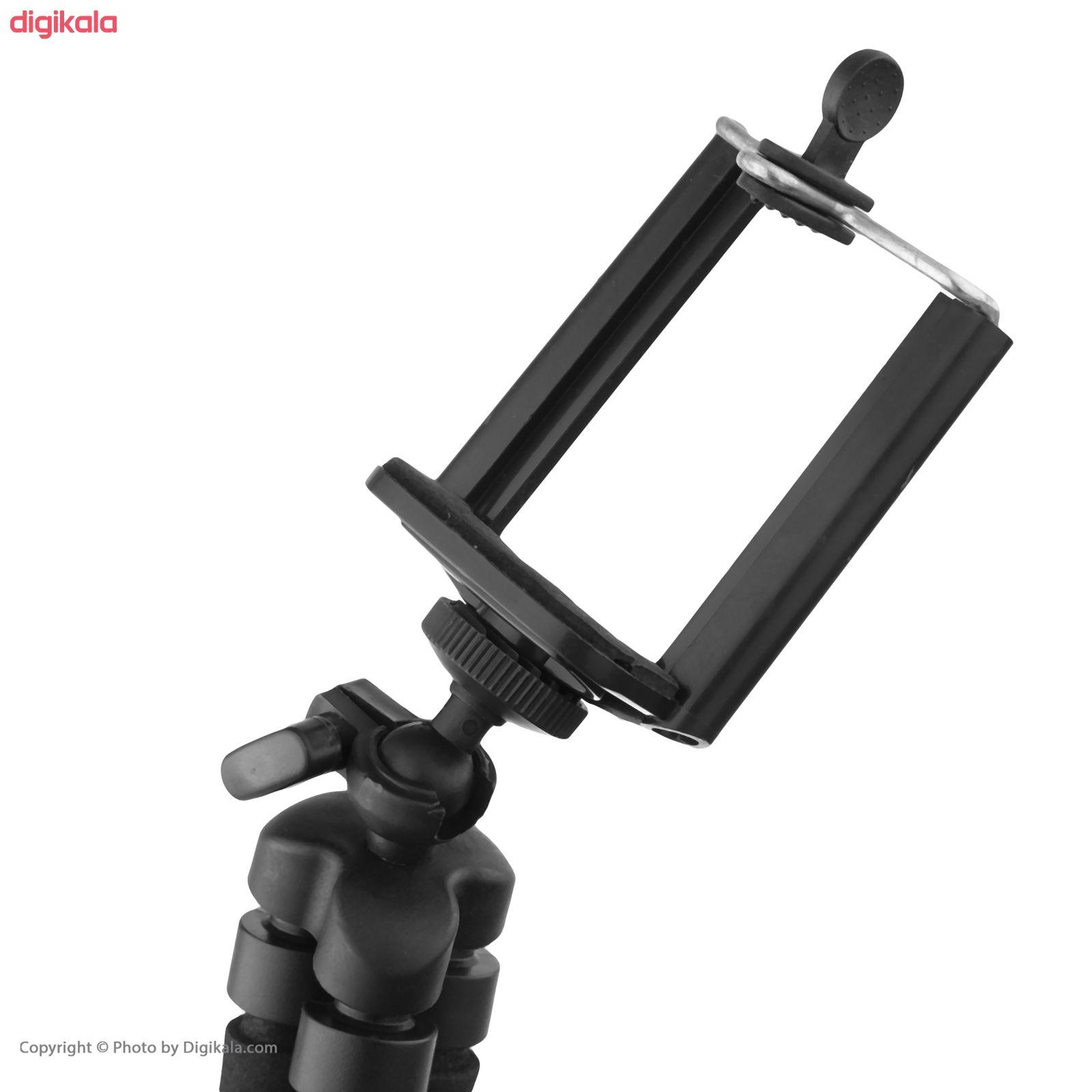 پایه نگهدارنده گوشی موبایل مدل اسپایدر main 1 4